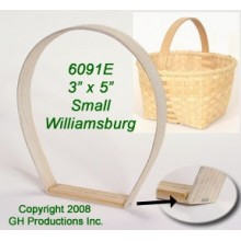 Williamsburg 3 inches x 5.5 inches x 3/4 inch Handle