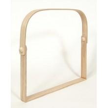 FLAT TOP 10 inch x 9 inch x 7/8 inch Swing D Handle