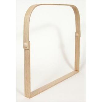 FLAT TOP 12 inch x 11 inch x 7/8 inch Swing D Handle