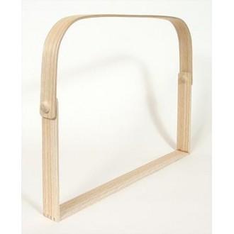 FLAT TOP 14 inch x 10 inch x 1 1/8 inch Swing D Handle