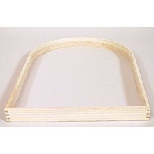 "TEMPORARILY OUT OF STOCK 8"" x 12"" x 7/8"" Market D Handle"