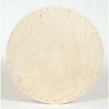 Drilled Base - 10 inch Round