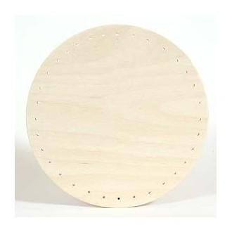 Drilled Base - 8 inch Round