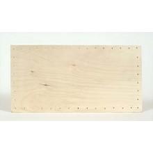 Drilled Base - 6 inch x 12 inch Rectangular