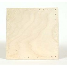 Drilled Base - 8 inch x 8 inch Square