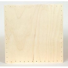 Drilled Base - 10 inch x 10 inch Square
