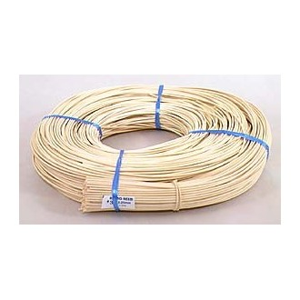 No. 3 Round Reed - 1 lb. coil