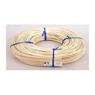No. 4 Round Reed - 1 lb. coil