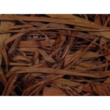 Chocolate Brown Raffia 2 oz.