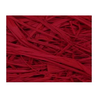 Berry Red Raffia 2 oz.