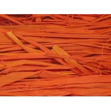 Orange Raffia 2 oz.