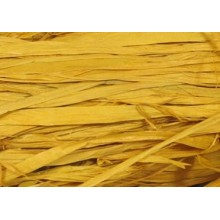 Soft Golden Yellow Raffia 2 oz.