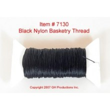 NYLON THREAD-Black