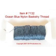 NYLON THREAD-Dark Ocean Blue - SUPPLY IS LIMITED