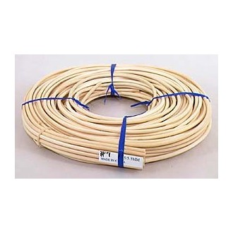 No. 7 Round Reed - 1 lb. coil