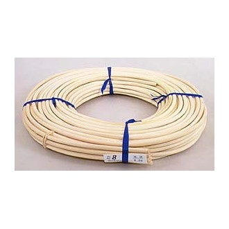 No. 8 Round Reed - 1 lb. coil