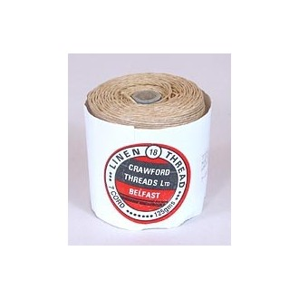 7-ply Natural Waxed Irish Linen by the yard TEMPORARILY OUT OF STOCK