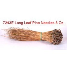 Long Leaf Pine Needles-8 oz. bundle