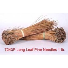 LIMITED SUPPLY Long Leaf Pine Needles-1 lb. bundle