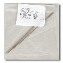 Sharp Point Needles - pkg. of 2
