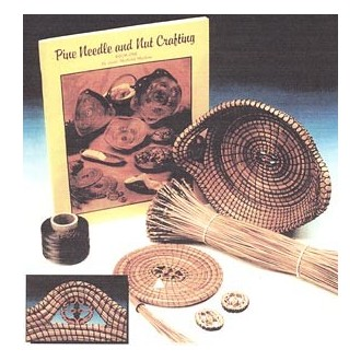 Three Nut Tray Kit and Book
