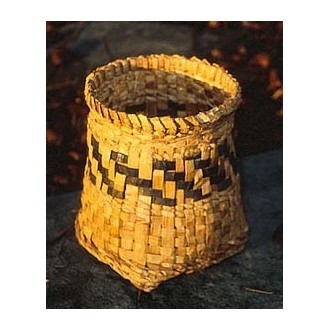 Little Brown Jug Kit of Western Red Cedar Bark
