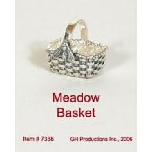 Meadow Basket Sterling Silver