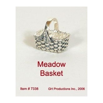 Meadow Basket Sterling Silver