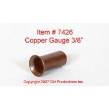 Gauge for Pine Needles - Copper
