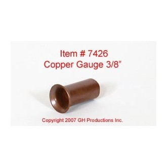 Gauge for Pine Needles - Copper
