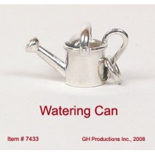 Watercan Charm Sterling Silver