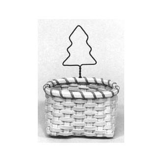 Tree Ornament Basket Kit