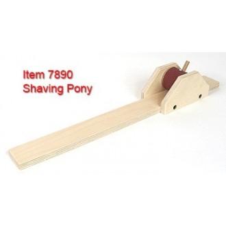 Shaving Pony