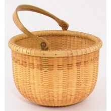 6 inch Nantucket Lightship Basket Pattern--revised