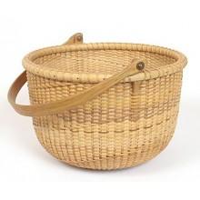 """8"""" Spiral weave Nantucket Lightship Basket Pattern"""
