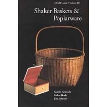 Shaker Baskets and Poplarware