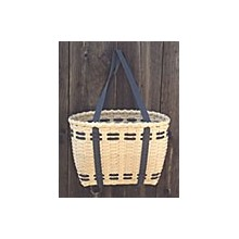 New England Tote Basket Pattern