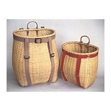 Adirondack Backpack Baskets Pattern