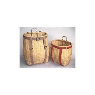 Adirondack Backpack Baskets Pattern