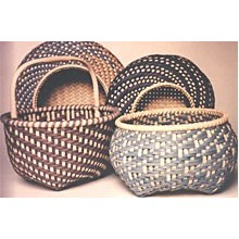 Twill Cathead Basket Pattern