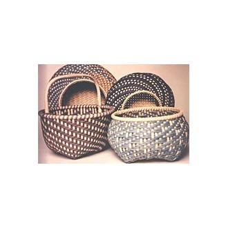 Twill Cathead Basket Pattern
