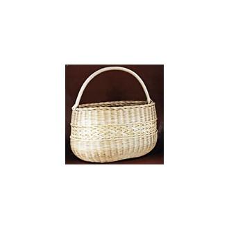 Oval Knitting Basket Pattern