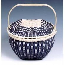 Fancy Feather Basket Pattern