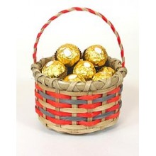 Treats for the Holidays Basket -- Pattern Sheet