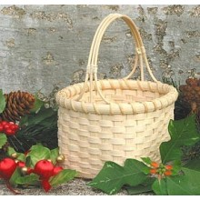 Simple Gift Basket Basket -- Pattern Sheet