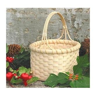 Simple Gift Basket Basket -- Pattern Sheet