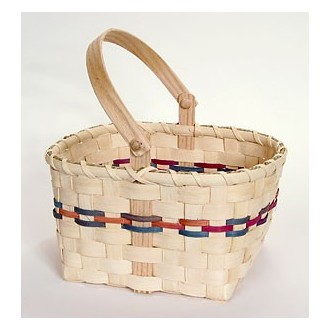 4-H Swing Basket -- Pattern Sheet