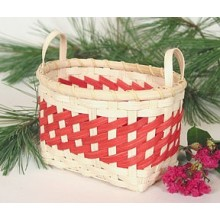 Peppermint Twist Basket -- Pattern Sheet