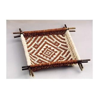 Cassava Sieve Basket Pattern