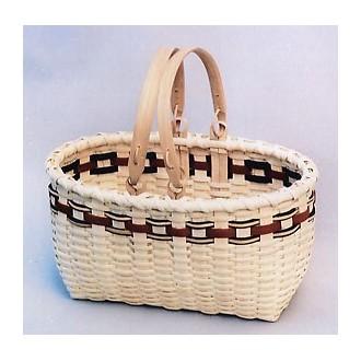 Harvest Basket Basket Pattern